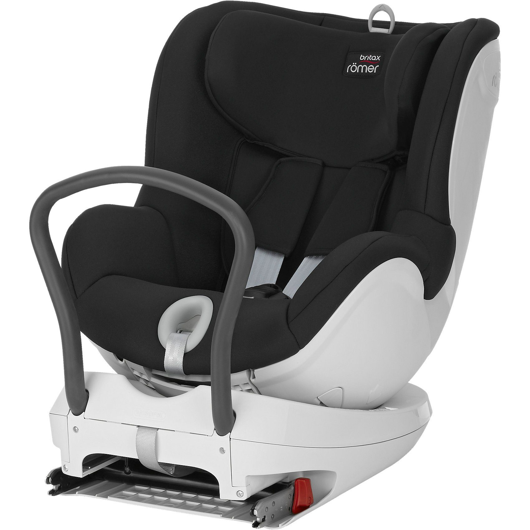 Britax Römer Auto-Kindersitz Dualfix, Cosmos Black, 2016