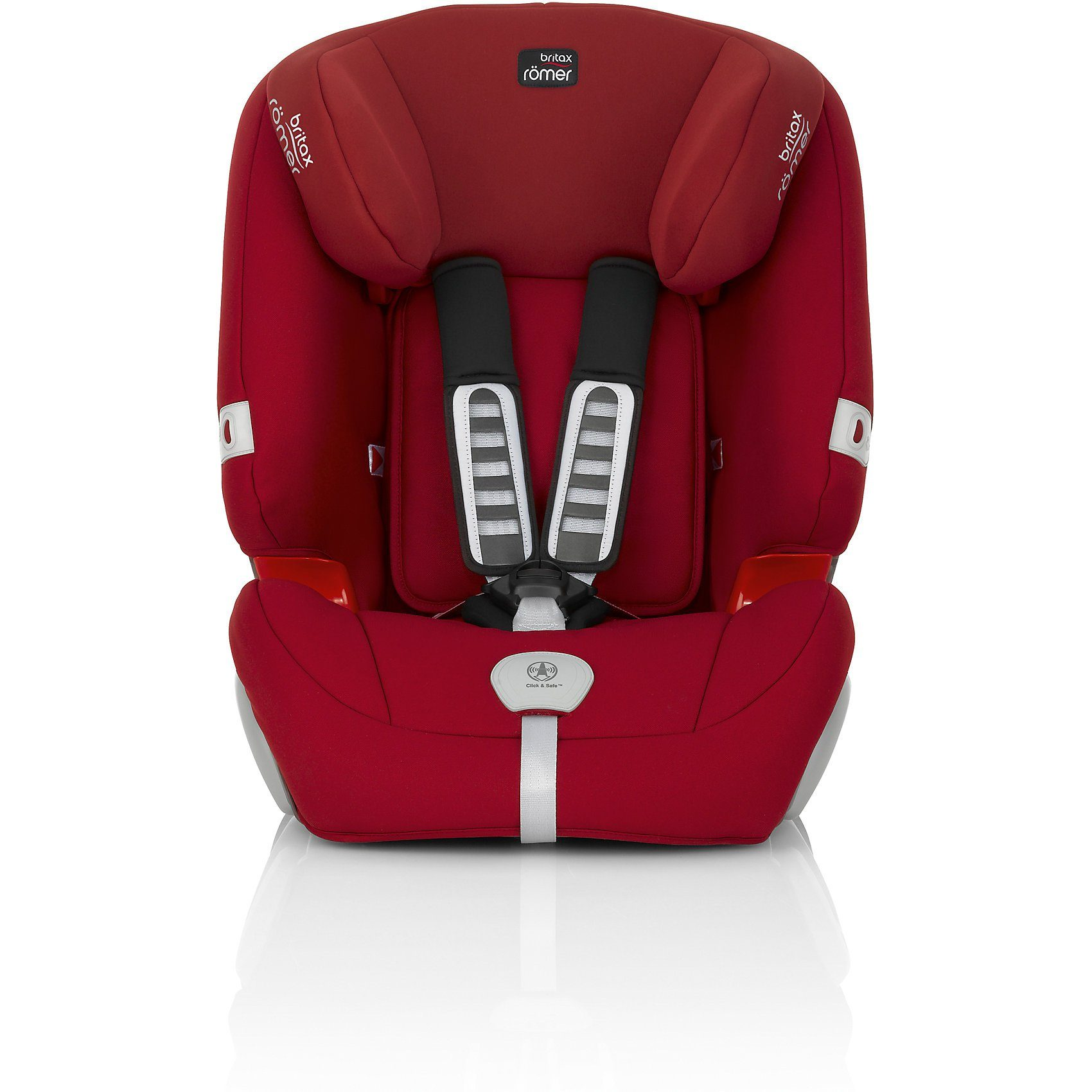 Britax Römer Auto-Kindersitz Evolva 1-2-3 Plus, Steel Grey, 2016