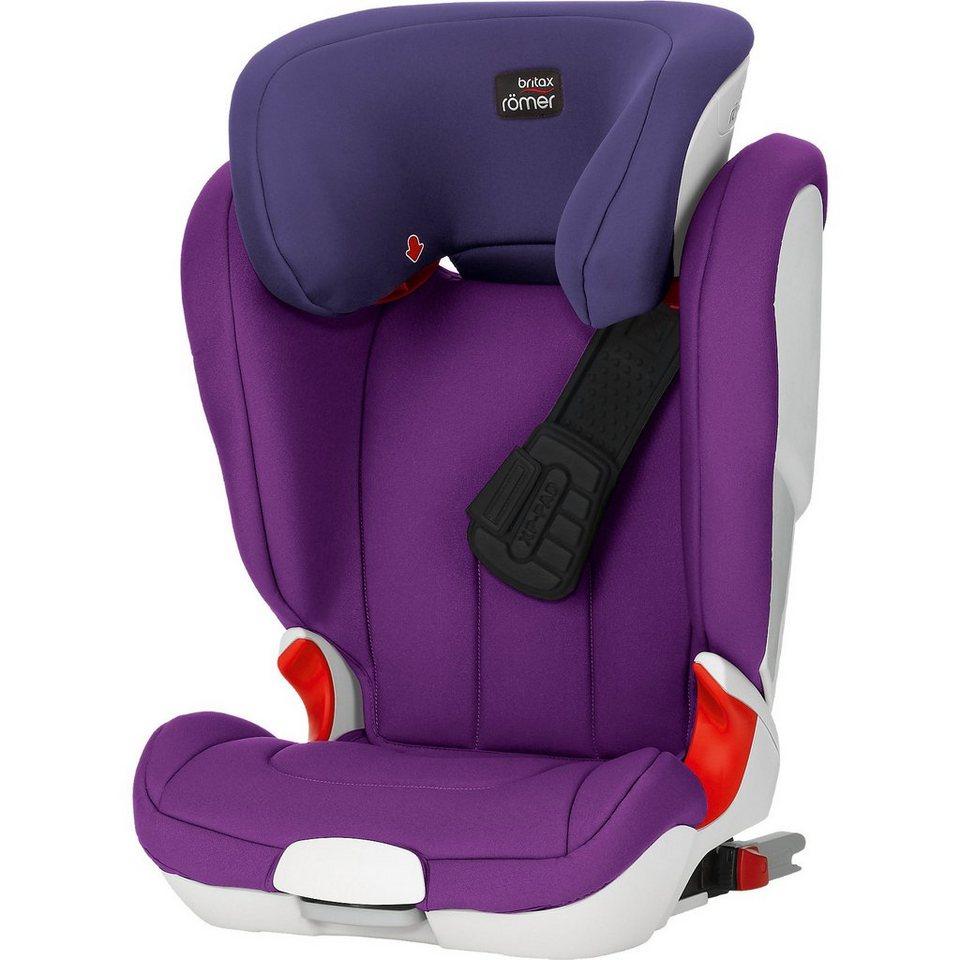 Britax Römer Auto-Kindersitz Kidfix XP, Mineral Purple, 2016 in lila