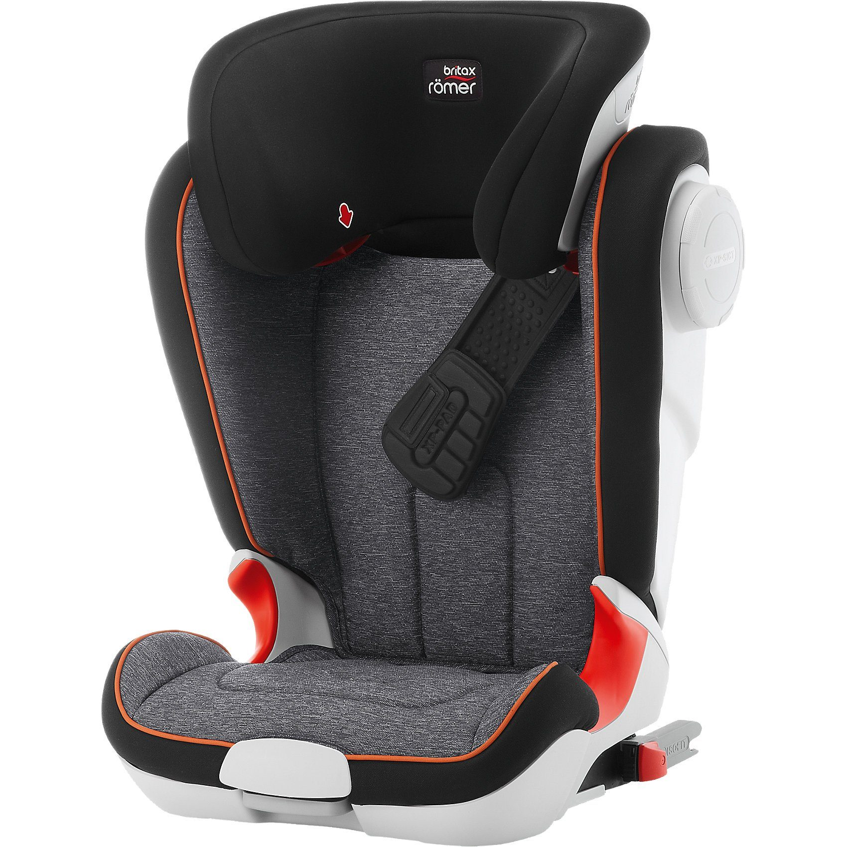 Britax Römer Auto-Kindersitz Kidfix XP Sict, Black Marble, 2018