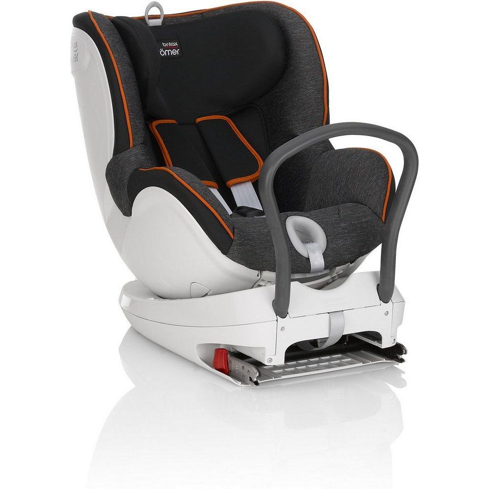 Britax Römer Auto-Kindersitz Dualfix, Steel Grey, 2016 in grau