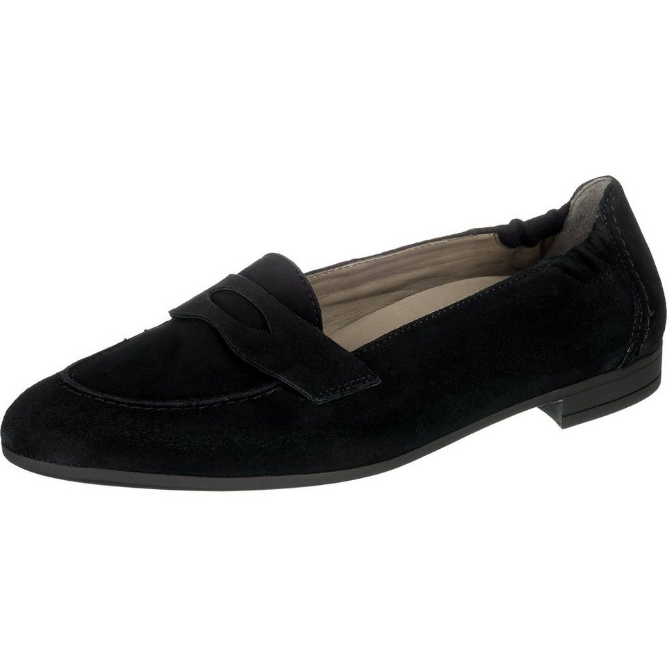 ara Carr Slipper in schwarz