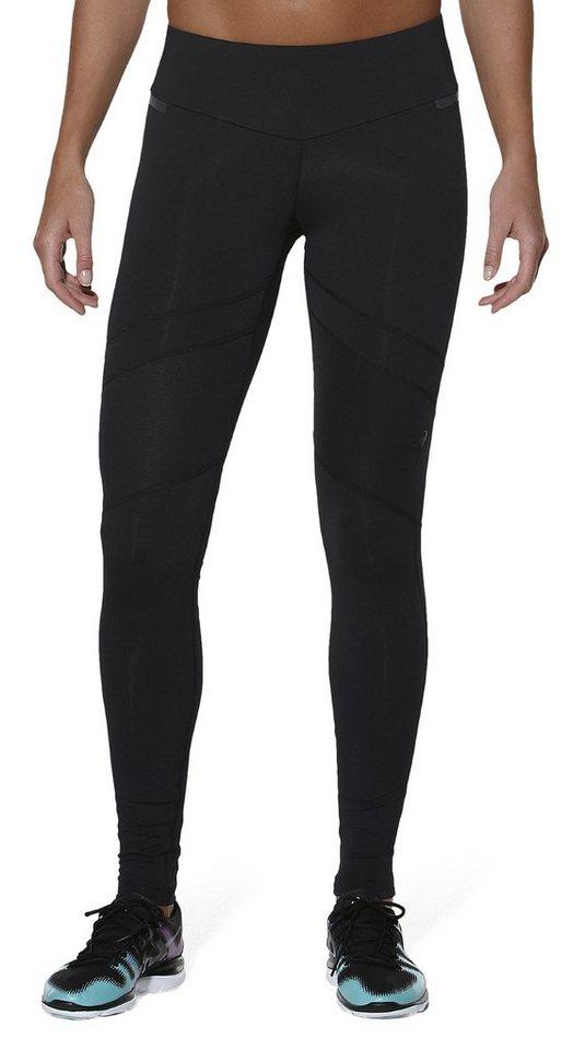 asics Jogginghose »Long Tight Women« in schwarz