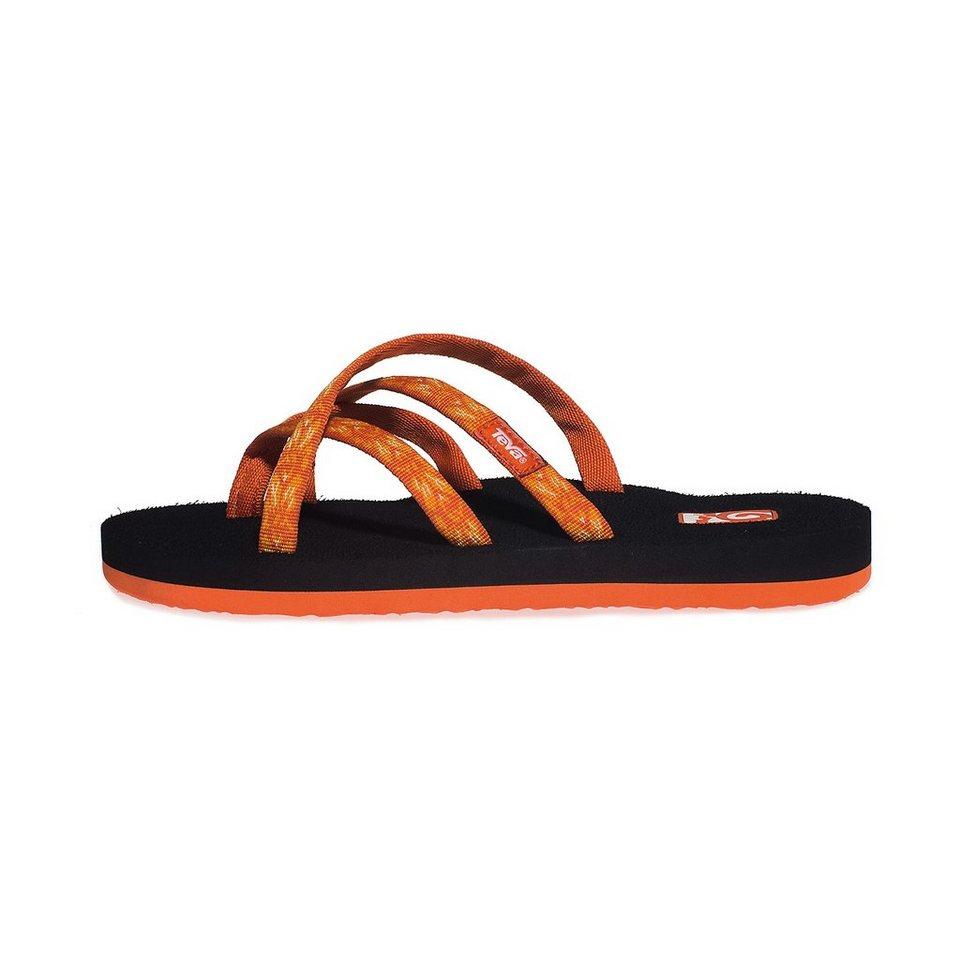Teva Infradito »Olowahu Sandal Women Hazel Orange« in orange