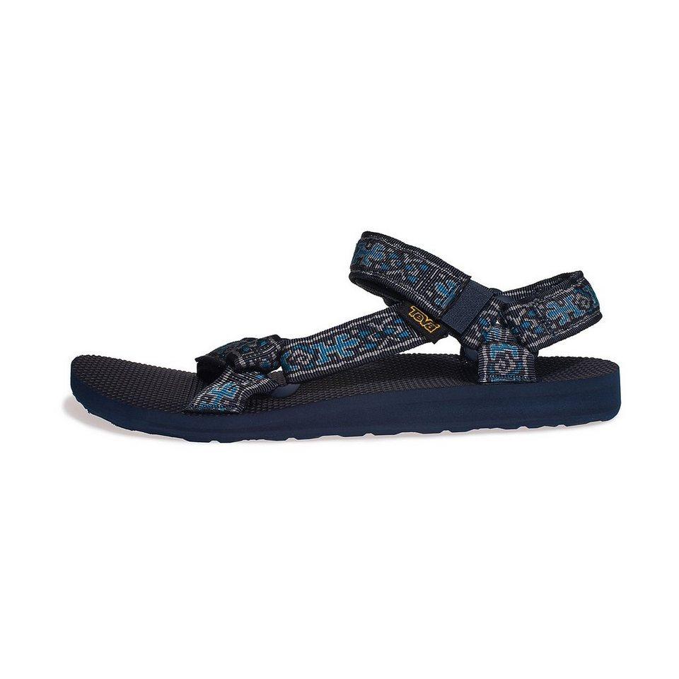 Teva Sandale »Original Universal Sandals Men Old Lizard Insignia« in blau