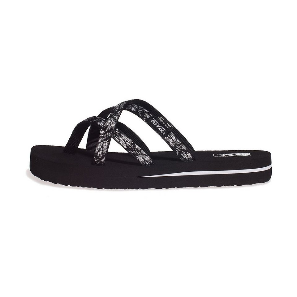 Teva Sandalen »Olowahu Sandals Children Hazel Black/Silver« in schwarz