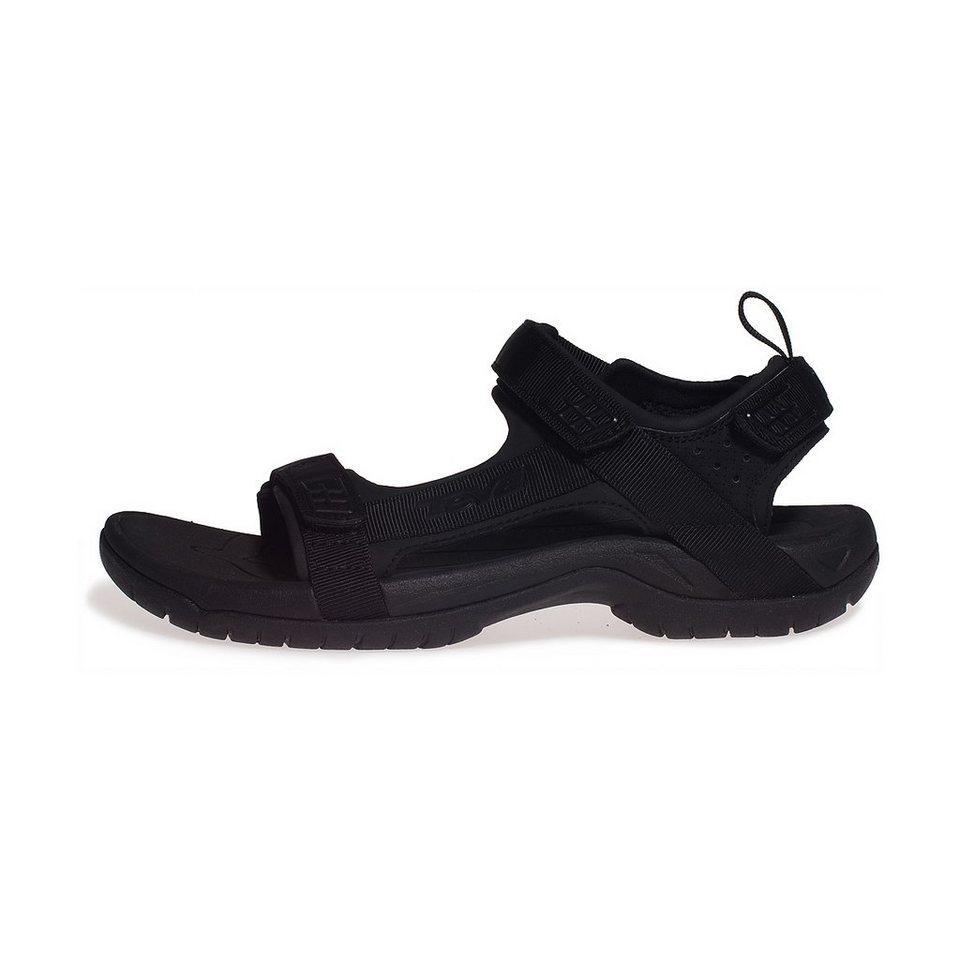 Teva Sandale »Tanza Sandals Men Black/Black« in schwarz