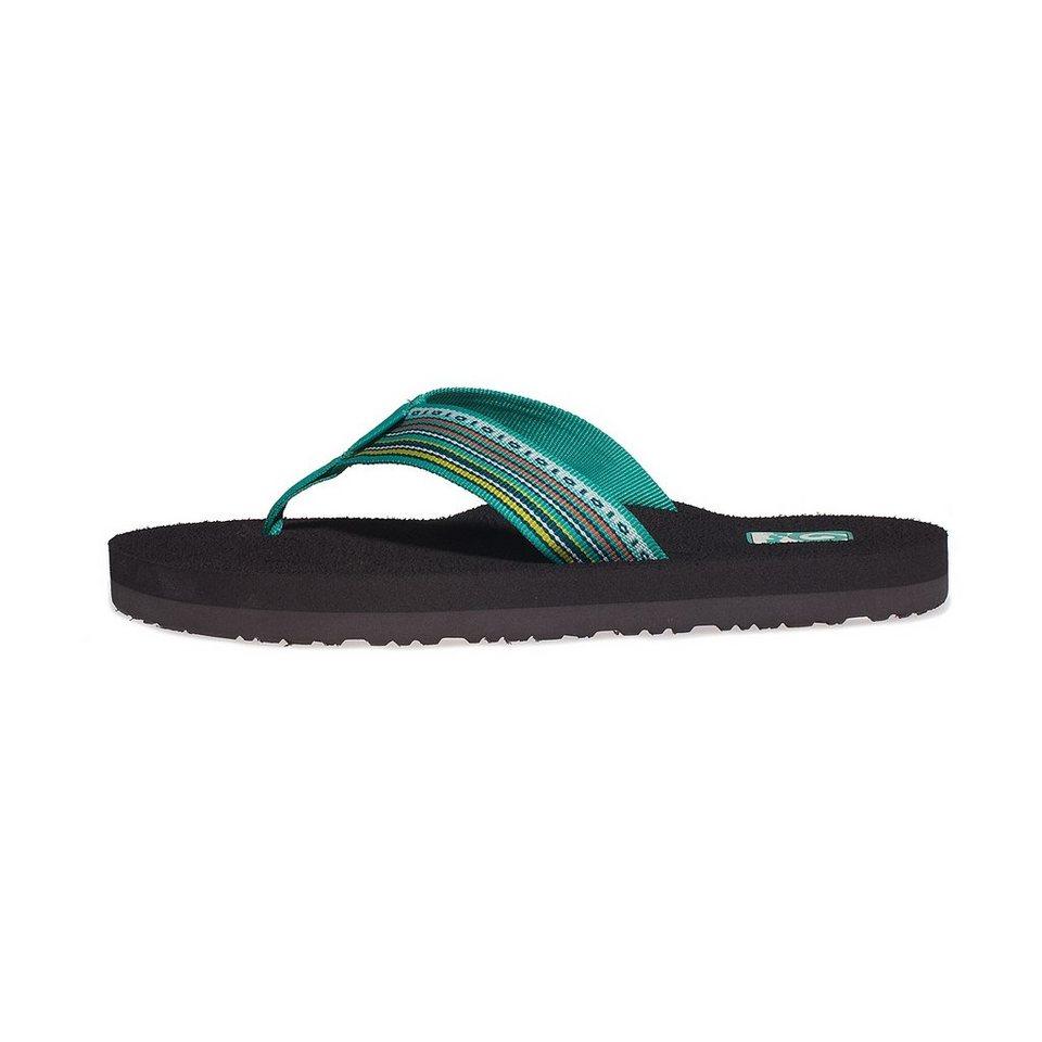 Teva Infradito »Mush 2 Shoes Women La Manta Multi Teal« in grün