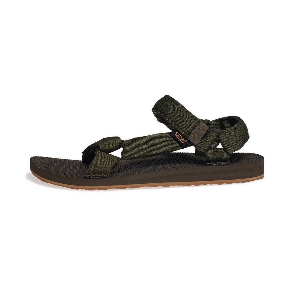 Teva Sandale »Original Universal Sandals Men Marled Olive« in oliv