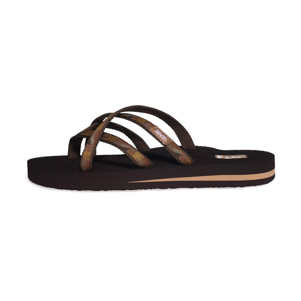 Teva Infradito »Olowahu Sandal Women« in braun