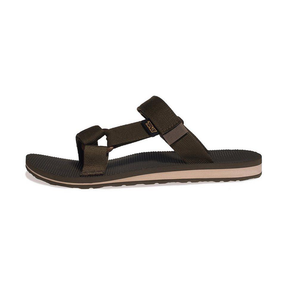 Teva Sandale »Universal Slide Sandals Men Dark Olive« in oliv