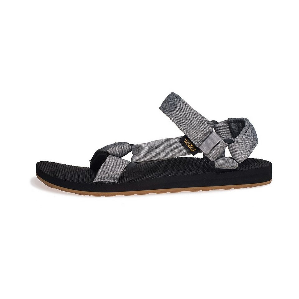 Teva Sandale »Original Universal Sandals Men Marled Grey« in grau