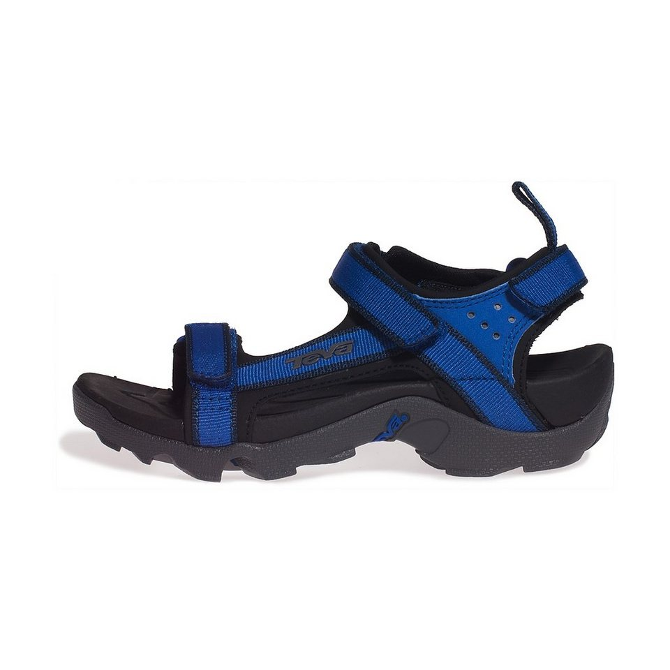 Teva Sandalen »Tanza Sandals Children Blue/Grey« in blau