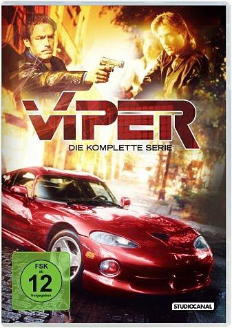 DVD »Viper - Die komplette Serie«