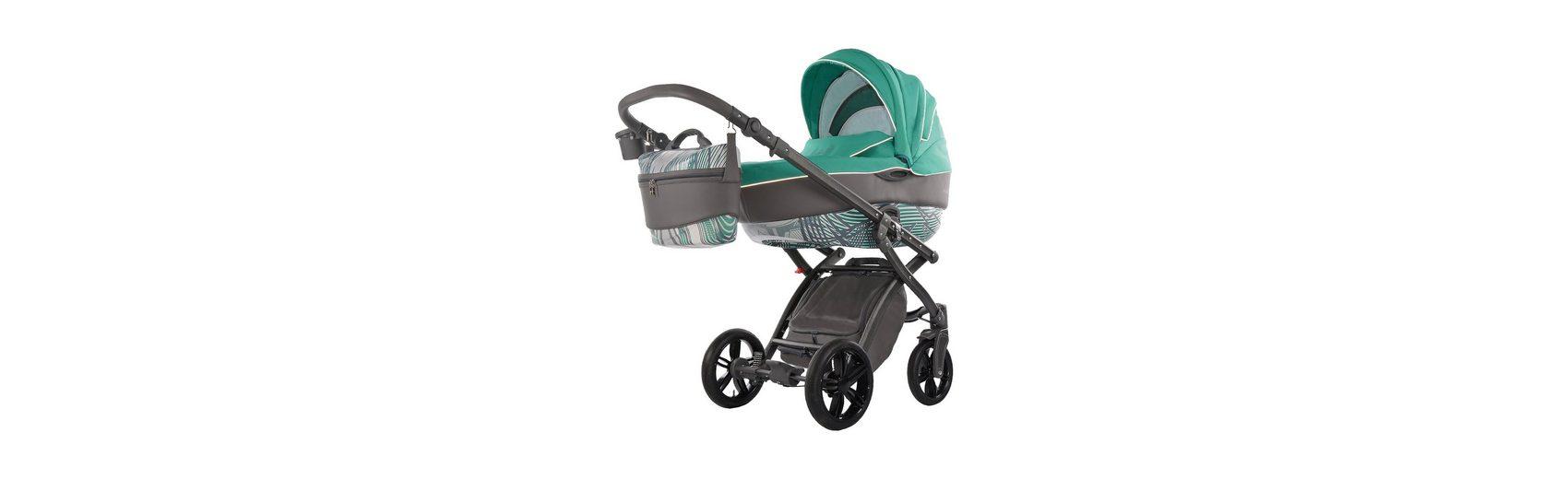 knorr-baby Kombi Kinderwagen Alive Energy, grün