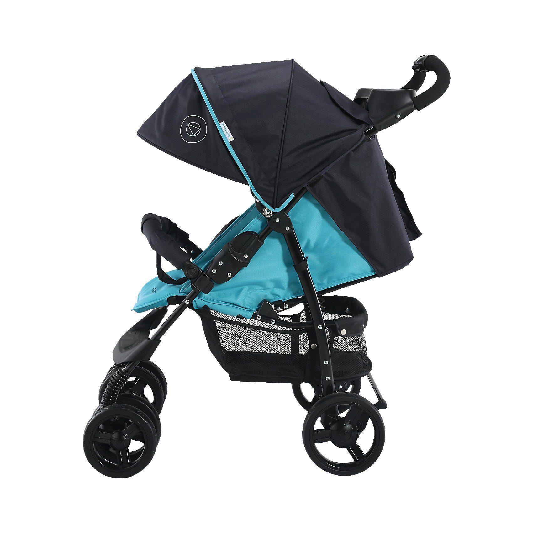 knorr-baby Sportwagen V-Easy Fold Happy Colour, blau