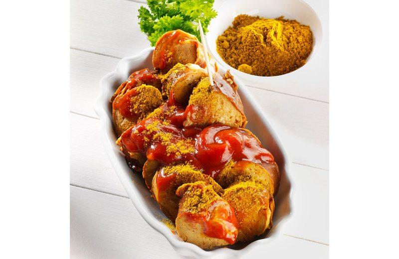 Schrader Currywurst für zwei Bio