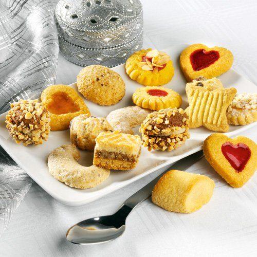 Schrader Buttergebäck-Spezialitäten