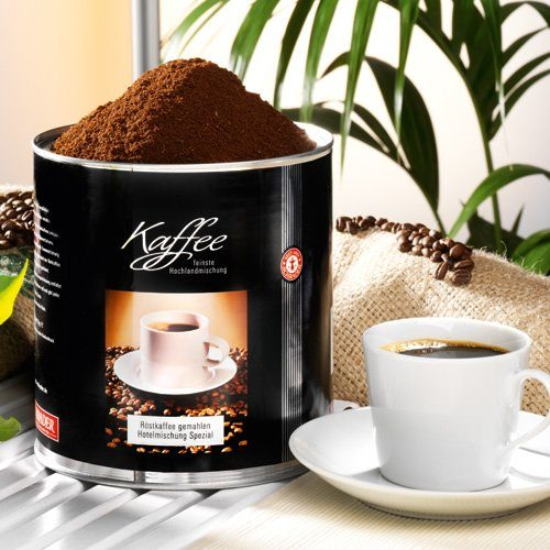 Schrader Kaffee Hotelmischung Spezial
