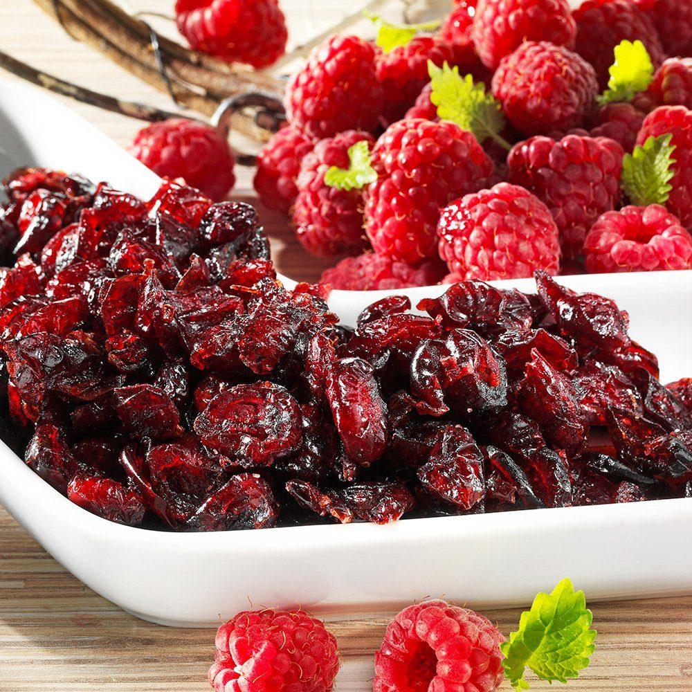 Schrader Himbeer-Cranberries