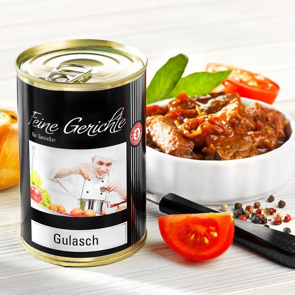 Schrader Gulasch vom Weide Salers-Rind