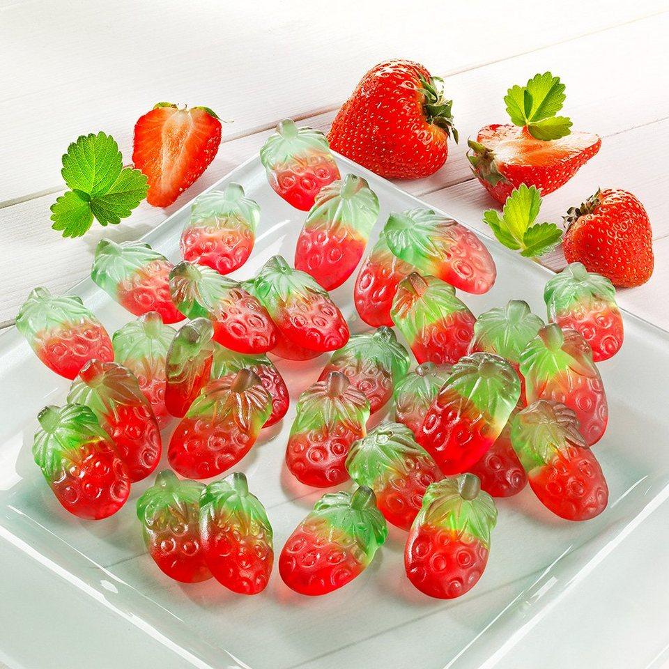 Schrader Fruchtgummi Erdbeeren