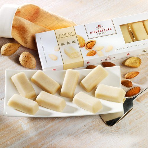 Niederegger Niederegger Marzipan Klassiker ohne Schokolade