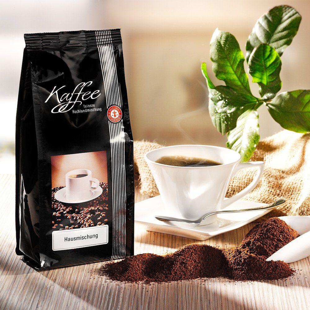 Schrader Kaffee Hausmischung