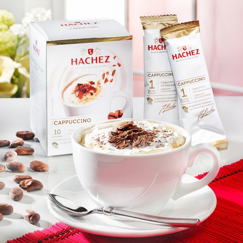 Hachez Hachez Cappuccino (Set, 10tlg.)