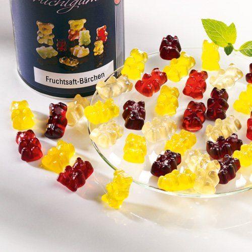 Schrader Fruchtgummi Fruchtsaft-Bärchen