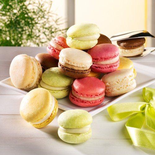 Rabbel Macarons gemischt
