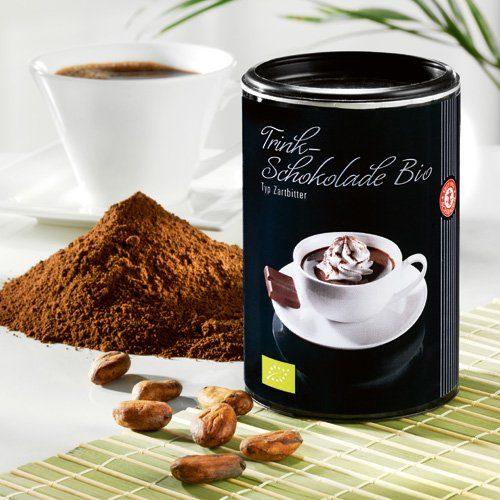 Schrader Trinkschokolade Bio