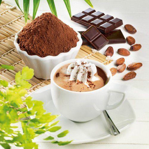 Schrader Trinkschokolade Typ Zartbitter