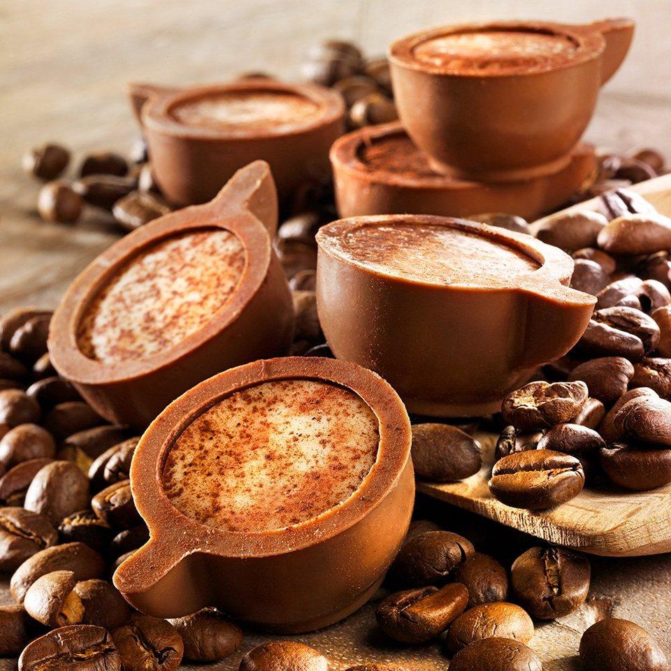 Schrader Pralinen Cappuccino-Tassen