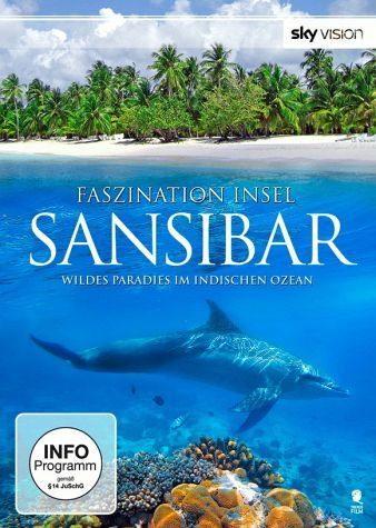 DVD »Faszination Insel: Sansibar«