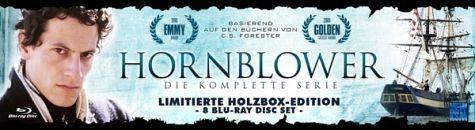Blu-ray »Hornblower - Die komplette Serie (Special...«