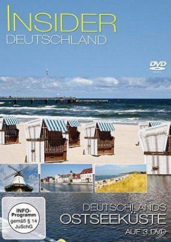 DVD »Insider: Deutschland - Die Ostseeküste«