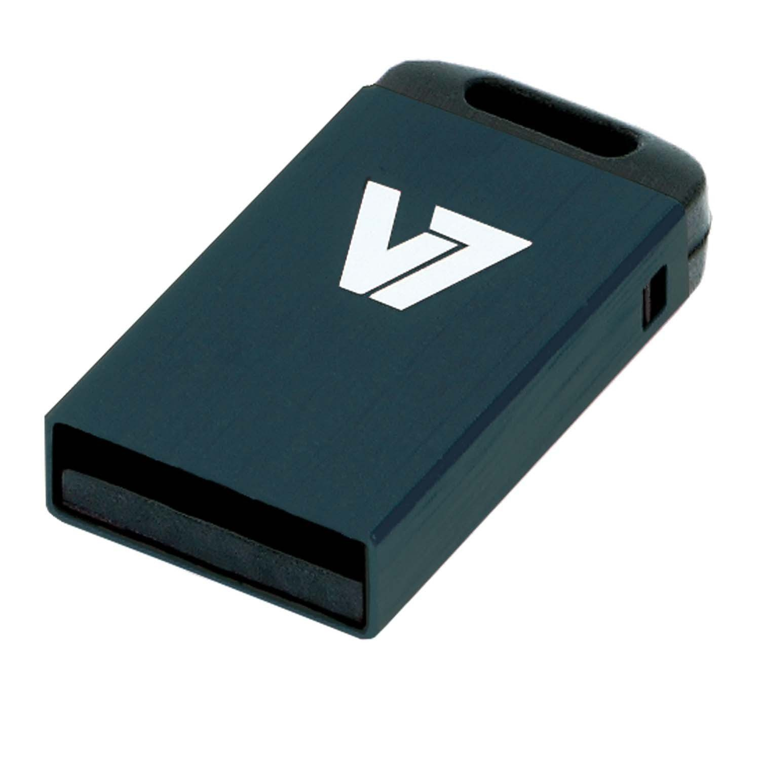 V7 USB-Stick »V7 USB NANO STICK 16GB BLACK«