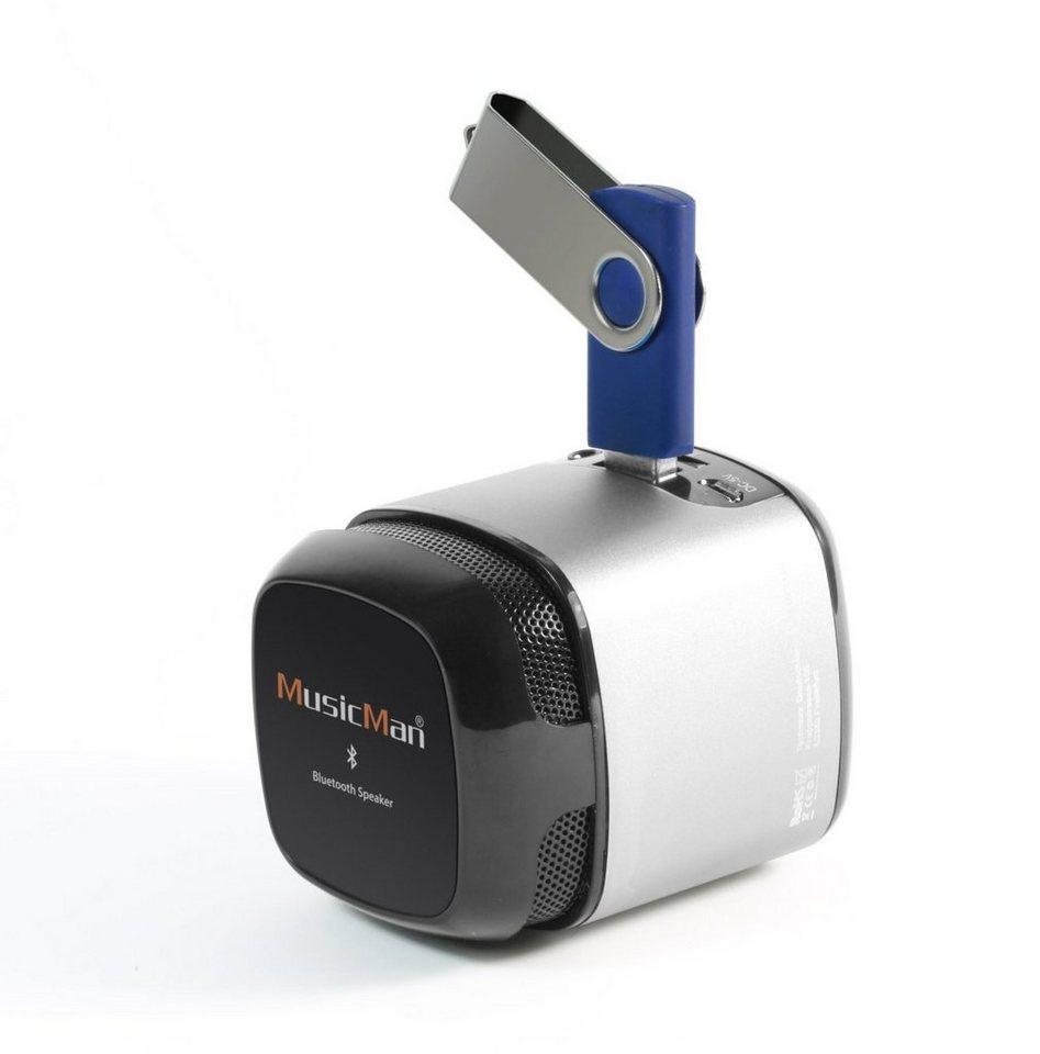 Technaxx Lautsprecher »MusicMan MAKRO NFC-X6«