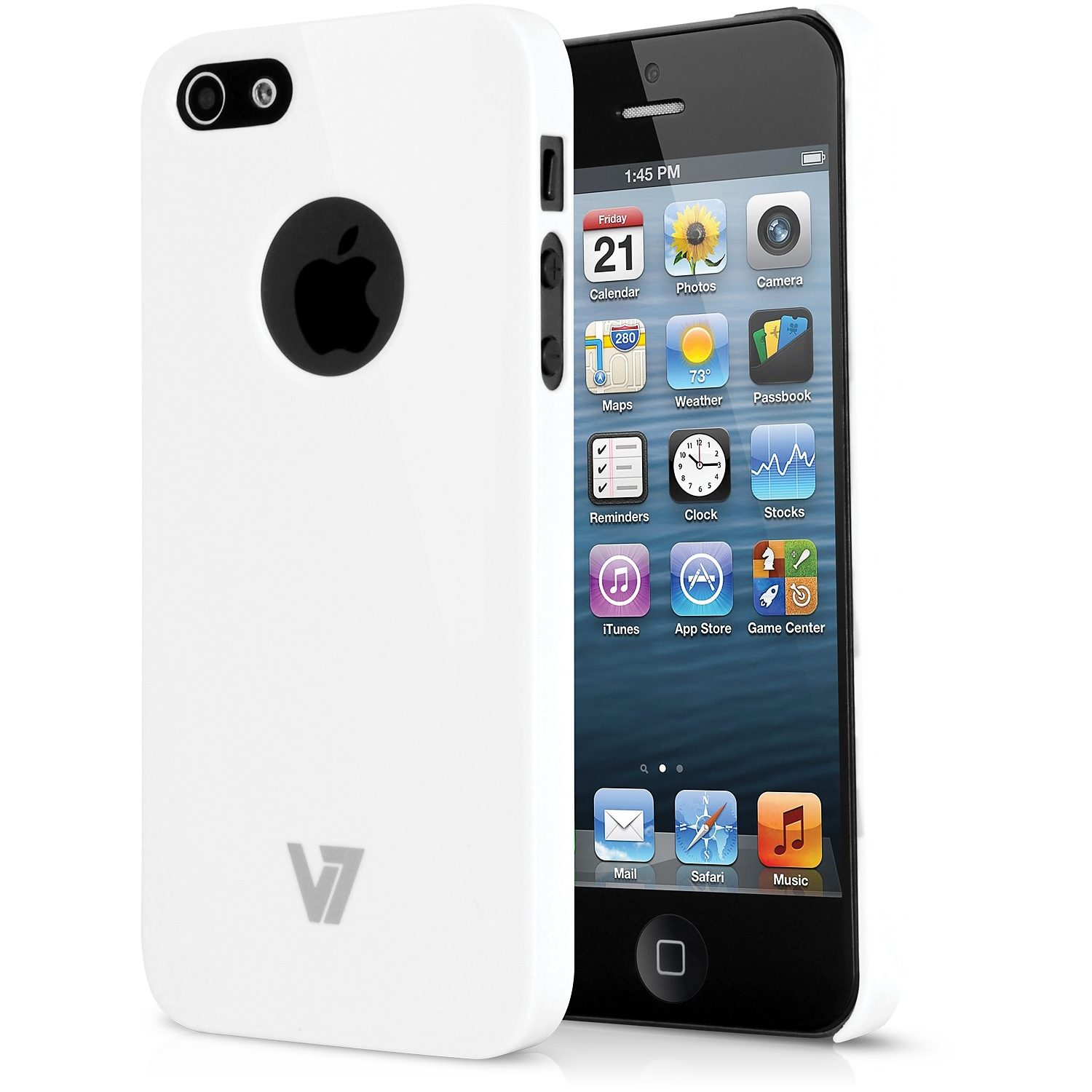 V7 Case »V7 HIGH GLOSS CASE IPHONE 5 5S«