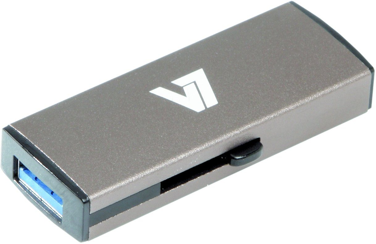 V7 USB-Stick »V7 USB STICK 16GB USB3.0 GREY«