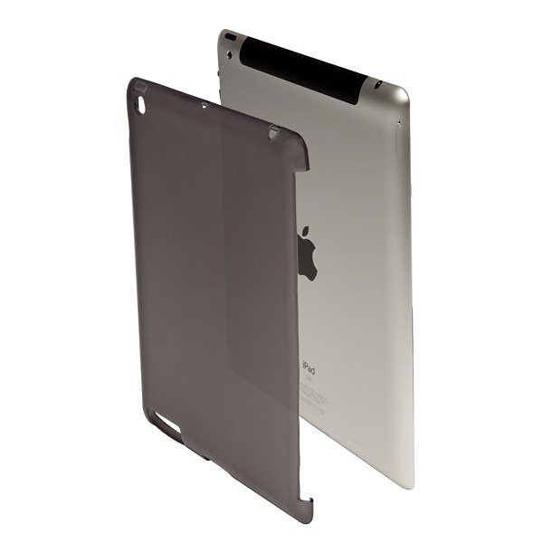 V7 Tasche »TPU COVER FOR IPAD2-4 SMOKE«