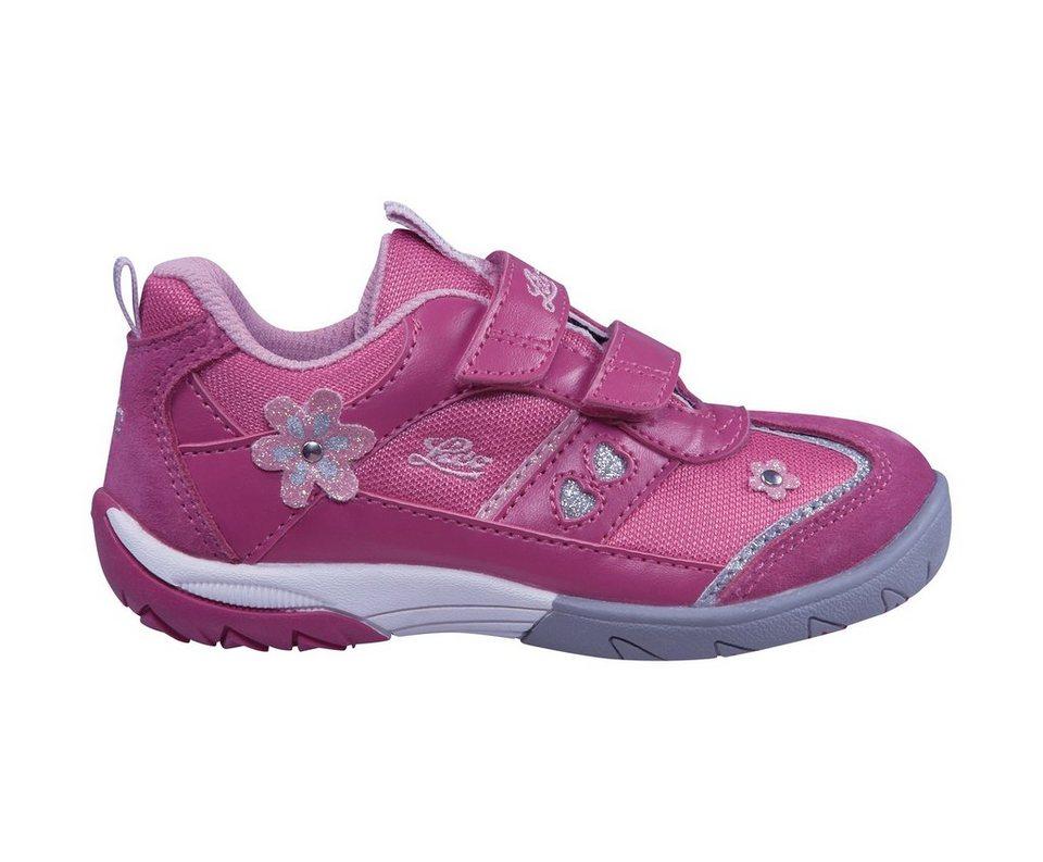 LICO Halbschuh »LARISSA V« in pink/rosa/silber