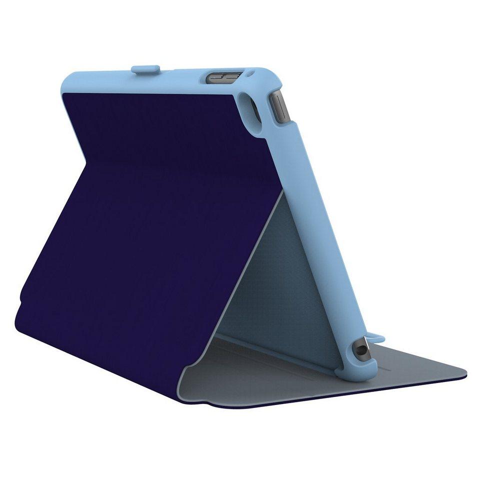 Speck HardCase »StyleFolio iPad mini (4) BerryBlack/Periwinkle Blu« in schwarz