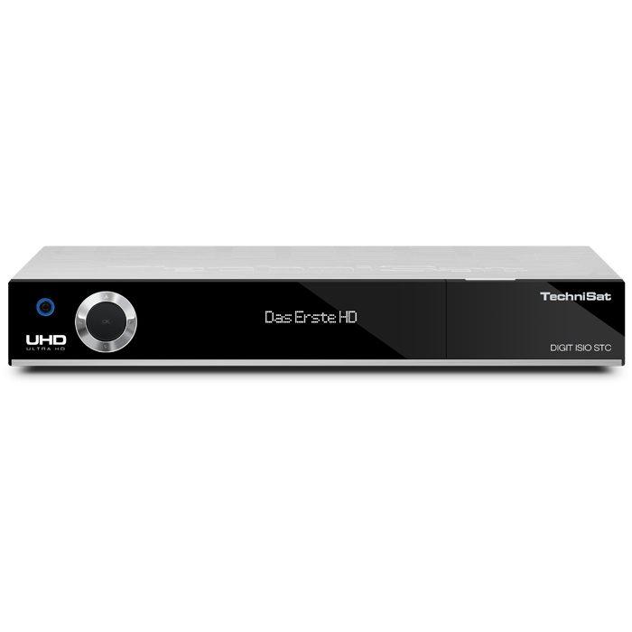 TechniSat UHD/4K Receiver »DIGIT ISIO STC«