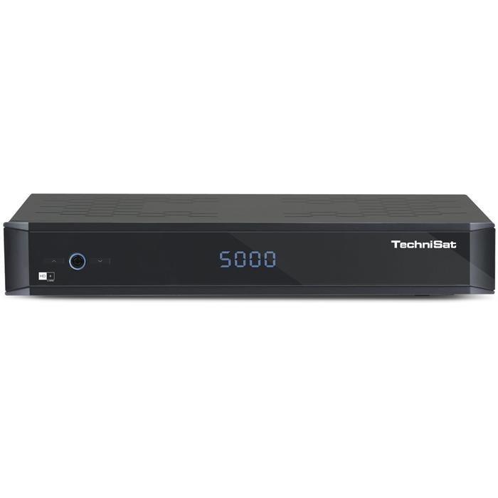 TechniSat HDTV-DigitalSat-Receiver »Satboxx HD+« in schwarz