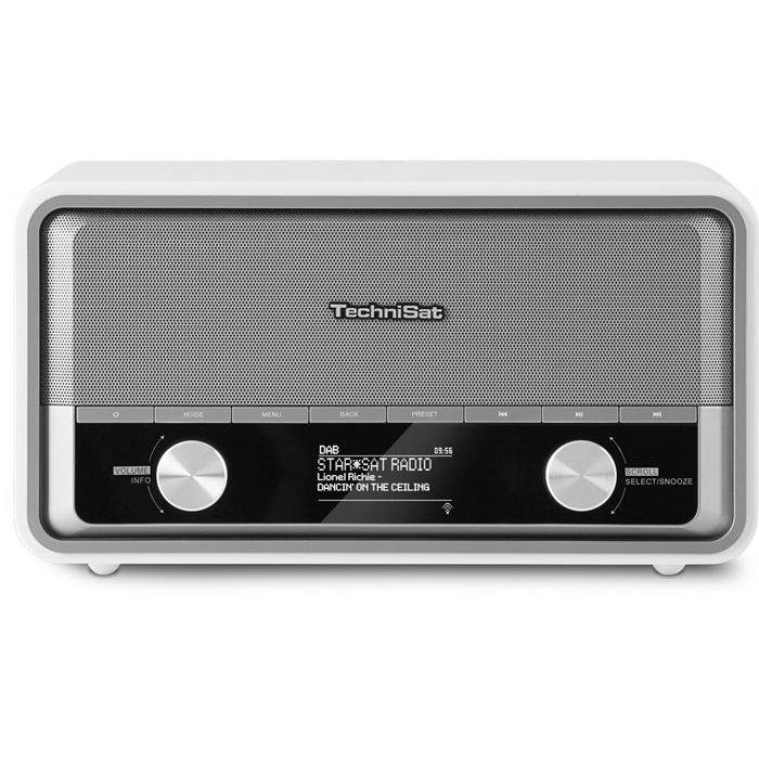 TechniSat DAB+ Hybridradio »DigitRadio 520«
