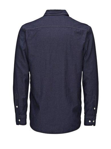 Jack & Jones Modernes Western- Freizeithemd