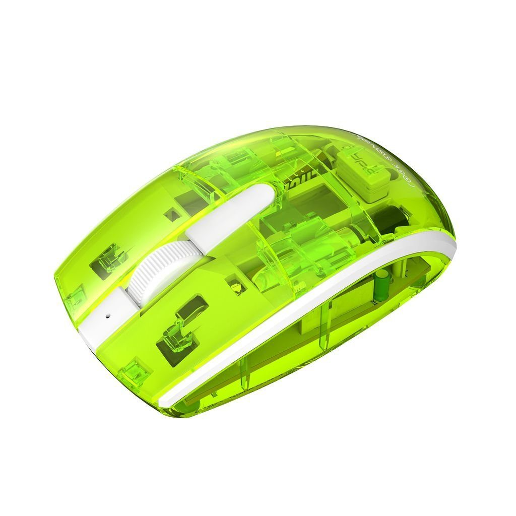 PDP PC - Zubehör »PC Wireless Maus Rock Candy - Grün«
