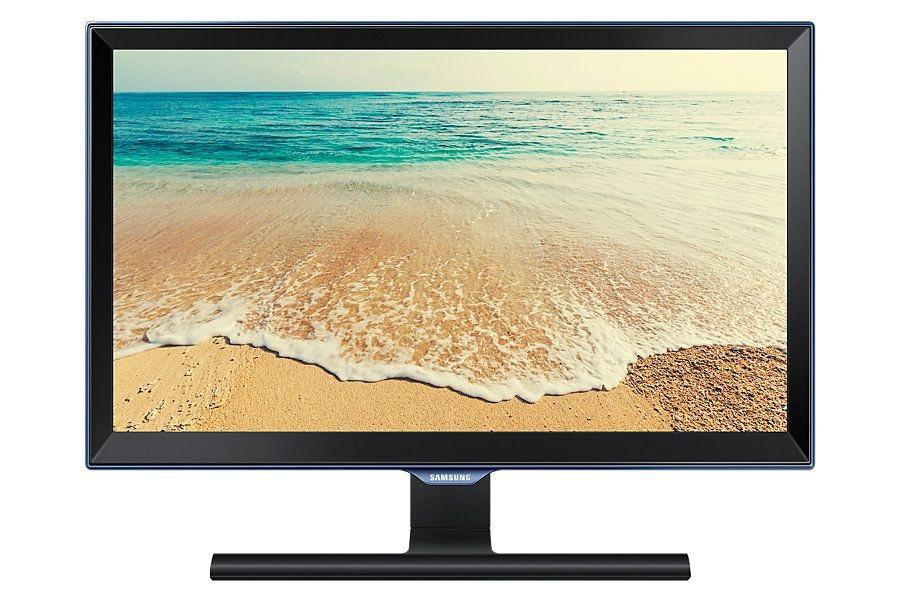 """Samsung T22E390EW Display »54,61cm (21"""") Full HD« in schwarz"""